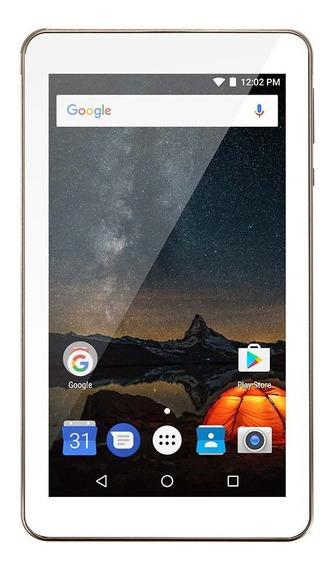 Tablet Multilaser M7s Plus Quad Core 7 8gb Dourado Nb276