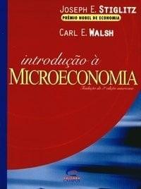 Livro: Introdução À Microeconomia