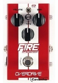 Pedal Fire Overdrive