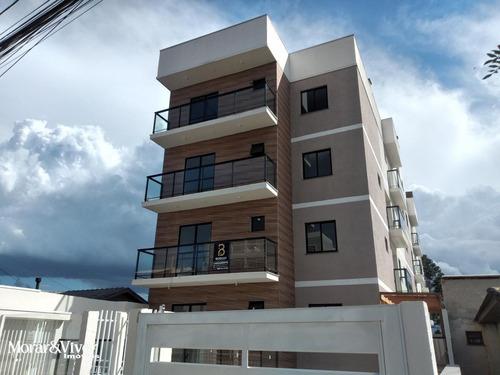 Cobertura Para Venda Em São José Dos Pinhais, Pedro Moro, 4 Dormitórios, 2 Suítes, 3 Banheiros, 2 Vagas - Sjp5266_1-1769220