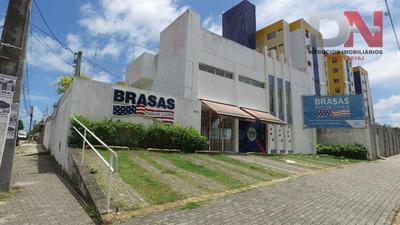 Prédio Comercial Para Locação, Lagoa Nova, Natal. - Pr0001