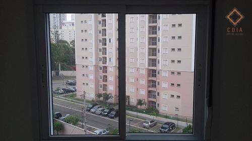 Apartamento Com 2 Dormitórios À Venda, 52 M² Por R$ 275.000,00 - Morumbi - São Paulo/sp - Ap41757
