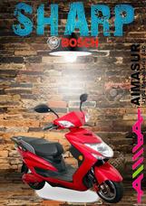 Venta De Moto Eléctrica Scooter