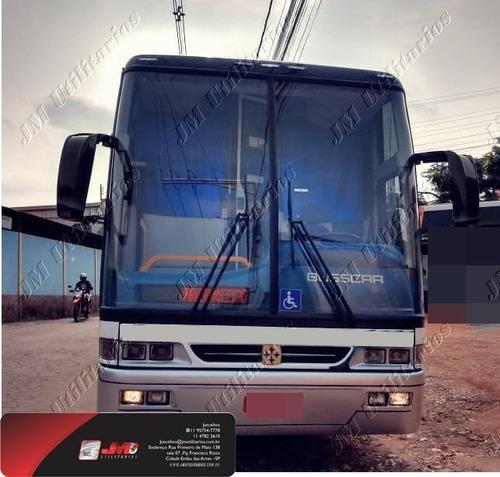 Busscar Vissta Bus Hi Ano 2001 M.b O400 Rsd Jm Cod.1172