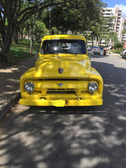 Ford Pick Up 1954 Pick Up