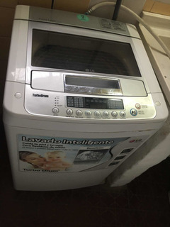 Lavarropas LG Fuzzy Logic. Turbodrum . Funciona Todo .