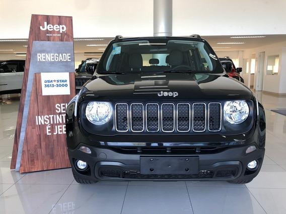 Jeep Renegade Longitude 1.8 Flex 0km