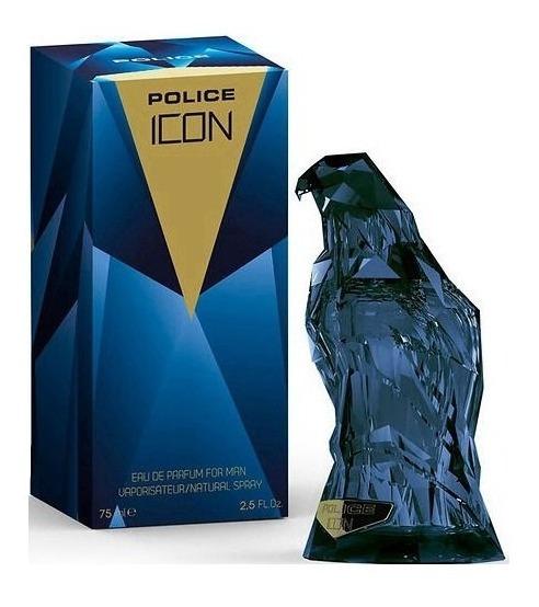 Perfume Police Icon Masculino Edp 75 Ml