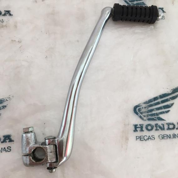 Pedal Partida Cg Bolinha 82 Mod. Original Honda