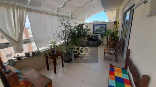 Cobertura À Venda, 110 M² Por R$ 450.000,00 - Nossa Senhora Do Rosário - São José/sc - Co0031