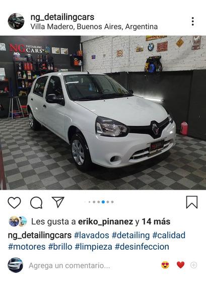 Renault Clio 1.2 Mio Confort Plus Abc 2015