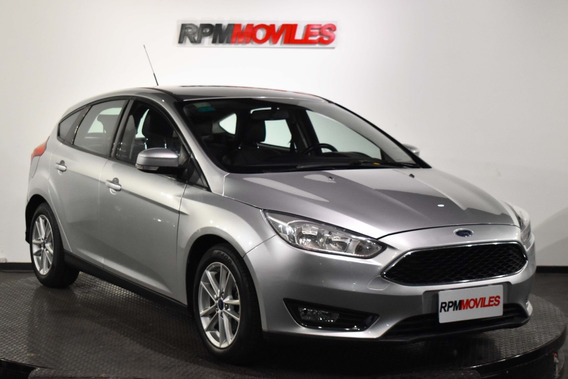 Ford Focus Se 5p 2.0 Nafta Manual 2016 Rpm Moviles