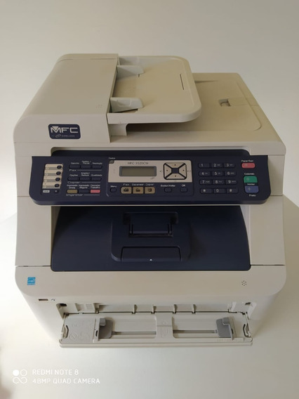 Impressora Multifuncional Laser Mfc-9320 Color P Reparo