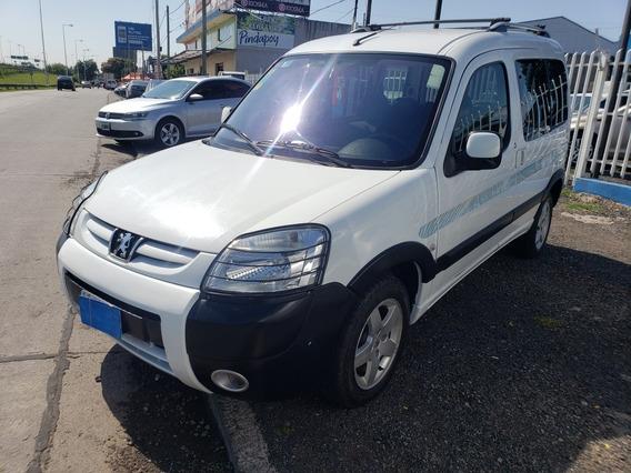 Peugeot Partner Patagónica 1.6 Vtc Plus 2012