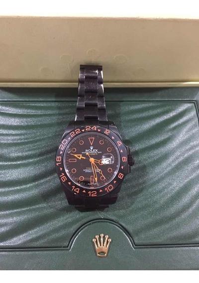 Relógio Rolex Explore Modelo Titan Black