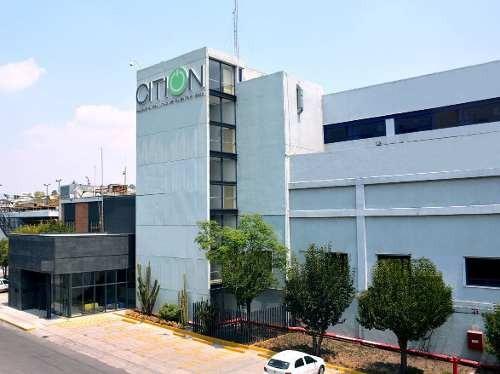 Exclusivas Oficinas En Renta De 400 M2 En Parque Industrial Naucalpan.