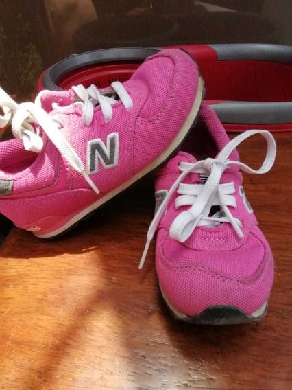 Zapatillas New Balance De Niña Talla 22