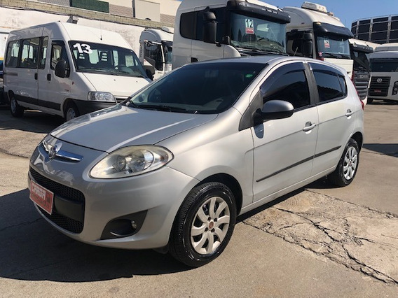 Fiat Palio 1.4 Attrative 2012 = Gm Onix Ford Fiesta Vw Fox