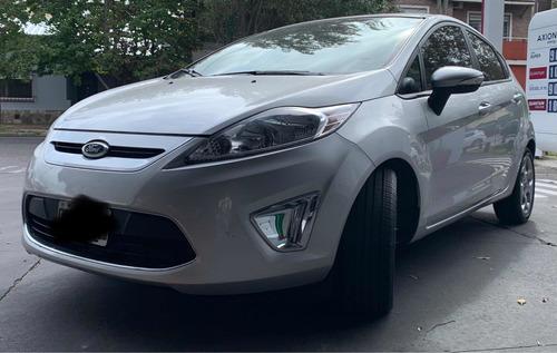 Ford Fiesta Kinetic Design 1.6 Design 120cv Titanium 2012