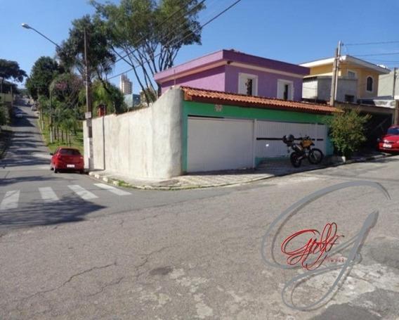 Casa Sobrado 3 Quartos, 190m2, Bom Ponto Comercial, De Esquina, Travessa Da Rua Santa Terezinha Vila Yara Ao Lado Do São Francisco Golf Club. - Ca00123 - 34832042