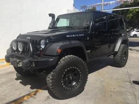 Jeep Wrangler Unlimited Rubicon 2013 Nacional