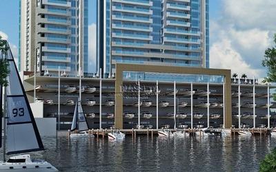 Apartamento Mobiliado E Decorado 3 Suítes Marina Beach Tower Balneário Camboriu