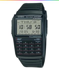 Relógios Masculinos Casio Calculadora Ca-506-1df