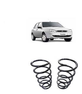 Mola Suspensão Dianteira Ford Fiesta 1.0 1.3 1.4 1.6