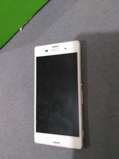 Celular Sony Ericsson Z3 Dual Chip