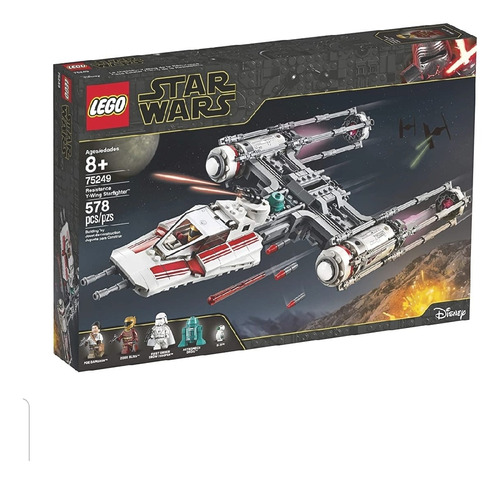 Lego 75249: The Rise Of Skywalker Resistance
