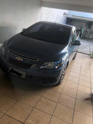 Imagem 1 de 8 de Chevrolet Onix 2015 1.4 Lt Aut. 5p