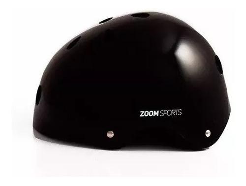 Casco Zoom Sports Pro-tech Negro