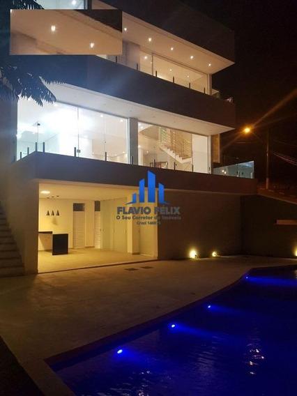 Arujá Hills 3 Sobrado Moderno Pronto 4 Suites 6 Vagas - 123