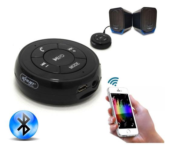 Receptor Bluetooth Som P2 Usb Microfone Kit Atacado 10 Peças