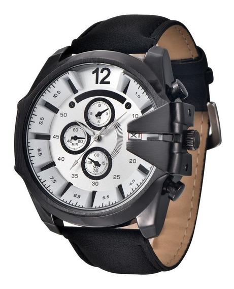 Relógios Xi-new Masculinos Preto Casual Barato!!
