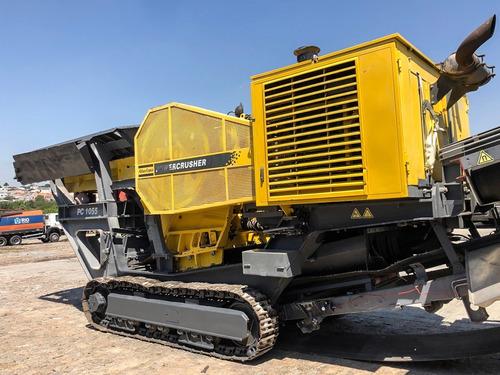 Britador Atlas Copco Pc 1055 J  2013=powercrusher,cat,jcb