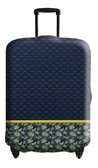 Funda De Valija Bag Covers Original Indian Blue
