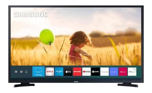 Imagem 1 de 4 de Smart Tv Led Samsung 43 Lh43betmlggxzd Wifi Bivolt Preto