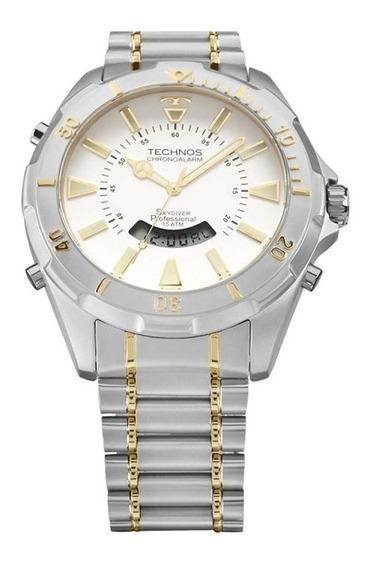 Relógio Technos T205fq/5b C/ Nf-e