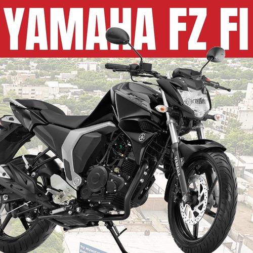 Moto Yamaha Fz Fi - 0km - 12 Cuotas S/interés- Andes Motors