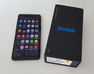Samsung Note 8 6gb Ram Y 64gb Color Negro