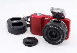 Sony Nex 3 Con 16-50