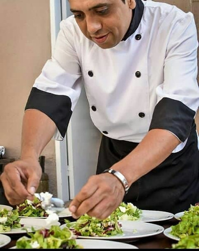 Imagen 1 de 5 de Cátering Para Todo Tipo De Eventos Chef A Domicilio