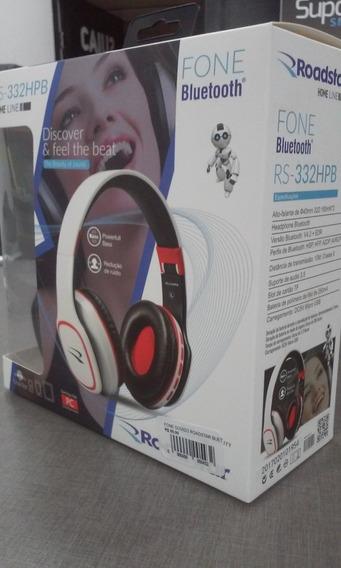 Fone Bluetooth Roadstar Rs-332hpb