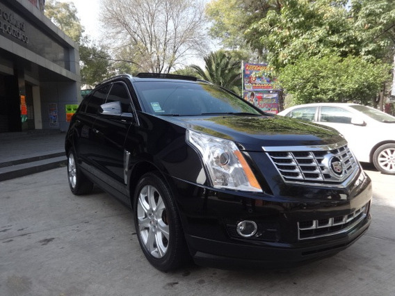 Cadillac Srx 5p Premium,ta,3.6l,piel,dvd,qcp,gps,xenón,ra20