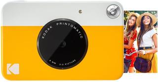 Camara Instantanea - Kodak Printomatic - Amarilla