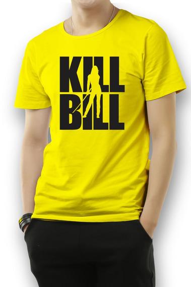Camiseta Kill Bill Filme De Quentin Tarantino