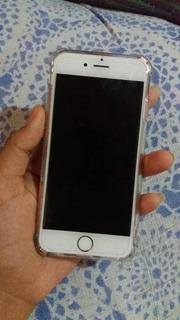 iPhone 6s, 32gb, Semi-novo, 2 Capinhas, Carregador E Fone