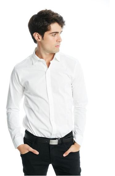 Promoción Oferta Camisa Entallada Y Pantalón De Vestir