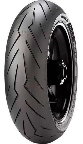 Cubierta 190 50 17 M/c 73w Tl Diablo Rosso 3 Pirelli